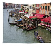 Grand Canal, Venice, Italy Tapestry