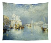 Grand Canal Venice Tapestry