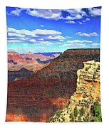 Grand Canyon # 22 - Mather Point Overlook Tapestry