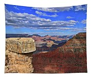Grand Canyon # 29 - Mather Point Overlook Tapestry
