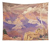 Grand Canyon, 1927  Tapestry