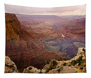 Grand Canyon In The Spring Tapestry