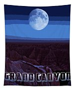 Grand Canyon Nights Tapestry