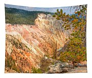 Grand Canyon Of The Yellowstone Tapestry