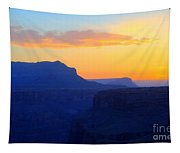 Grand Canyon Sunrise At Toroweap Tapestry