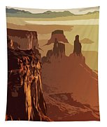 Grand Canyon - Usa Tapestry