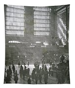 Grand Central Station, New York City, 1925 Tapestry