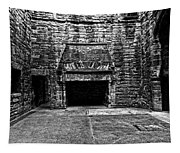 Grand Fireplace Tapestry
