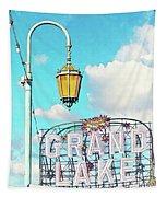 Grand Lake Merritt - Oakland, California Tapestry