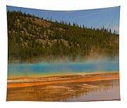 Grand Prismatic Pool Tapestry