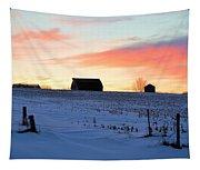 Grand Sunrise Tapestry