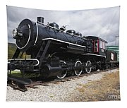 Grand Trunk Railroad - Gorham New Hampshire Usa Tapestry