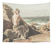 Granville Harbour Tasmania Fine Art Beauty Portrait Tapestry