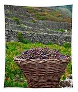 Grape Harvest Tapestry