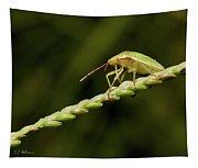 Grass Bridge Tapestry