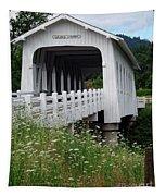 Grave Creek Bridge Tapestry