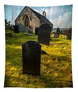 Grave Yard Tapestry