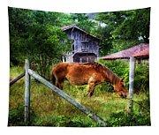 Grazin' In The Grass Tapestry