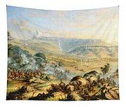 Great Peak Of The Amatola-british-kaffraria  Tapestry