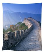 Great Wall Of China Tapestry