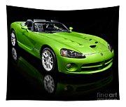 Green 2008 Dodge Viper Srt10 Roadster Tapestry