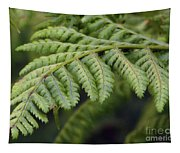 Green Fern Tapestry