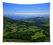 Green Hills Tapestry