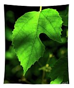Green Is The Mulberry Leaf Tapestry