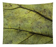 Green Leaf Tapestry