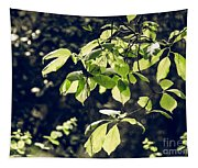 Green Mood 2 Tapestry