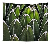 Green Spines Tapestry
