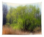 Green Tree Tapestry
