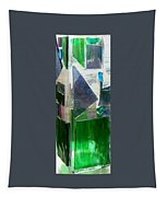 Green Vase Tapestry