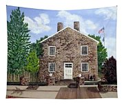 Greensburg Kentucky Courthouse Tapestry