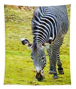 Grevys Zebra Right Tapestry