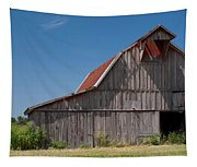 Grey Barn Tapestry