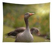 Greylag Goose Tapestry