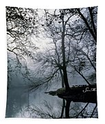Grings Mill Fog 1043 Tapestry