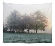 Grings Mill Fog 15-016 Tapestry