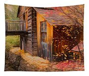 Grist Mill Tapestry