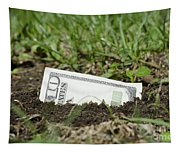 Growing Money Tapestry