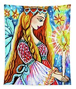 Guardian Mother Of Life Tapestry