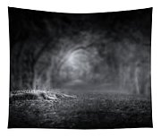 Guardian Of The Forest II Tapestry