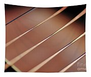 Guitar Abstract 2 Tapestry