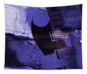 Guitar Art 001a Tapestry