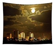 Gulf Shores Night Skys Tapestry