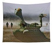 Gulls Dream Tapestry