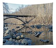 Gunpowder Falls St Pk Bridge - Pano Tapestry