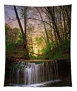 Gypsy Glen  Rd Waterfall  Tapestry