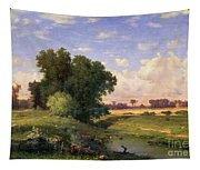 Hackensack Meadows - Sunset Tapestry